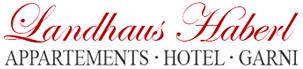 Landhaus Haberl - Appartements Hotel Garni